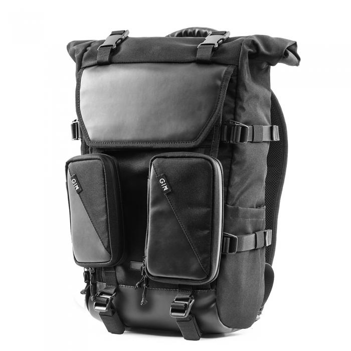Aviator + Modular Bag M + Modular Bag L