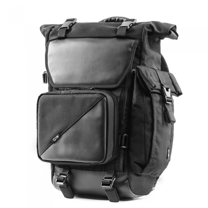 Aviator + Chest Pack + Side Bag