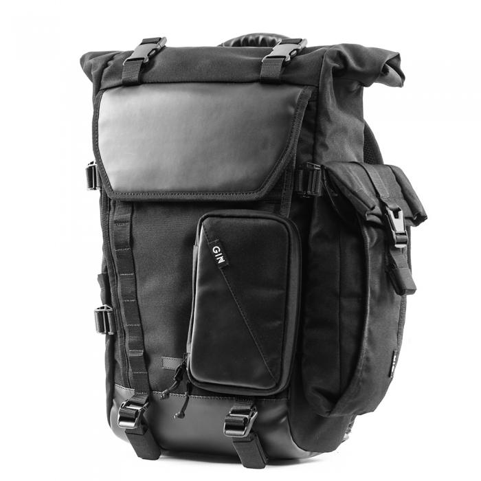 Aviator + Modular Bag L + Side Bag
