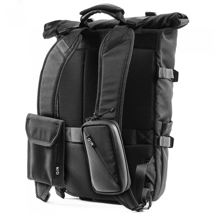 Aviator + Modular Pocket L + Modular Bag M
