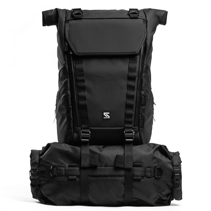 Modular backpack R1 + Roll Bag