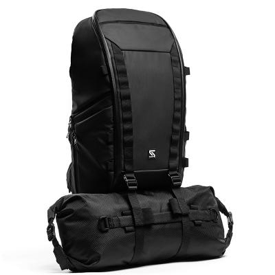 Modular backpack R2 + Roll Bag