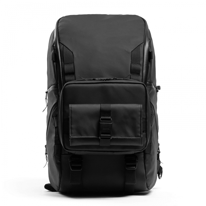 Modular backpack R3 + Front Organizer M3 + Front Organizer M3.1