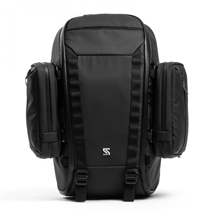 Modular backpack R2 +2 Side Bag