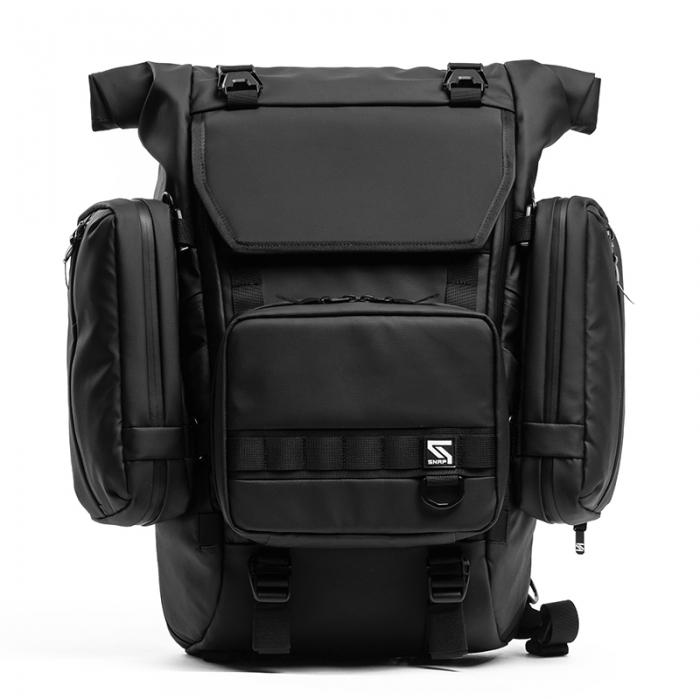 Modular backpack R1 +2 Side Bag + Front Organizer M3