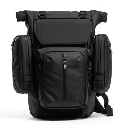 Modular backpack R1 +2 Side Bag + Front Roll