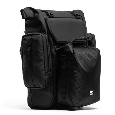 Modular backpack R1 +2 Side Bag + Dry Bag