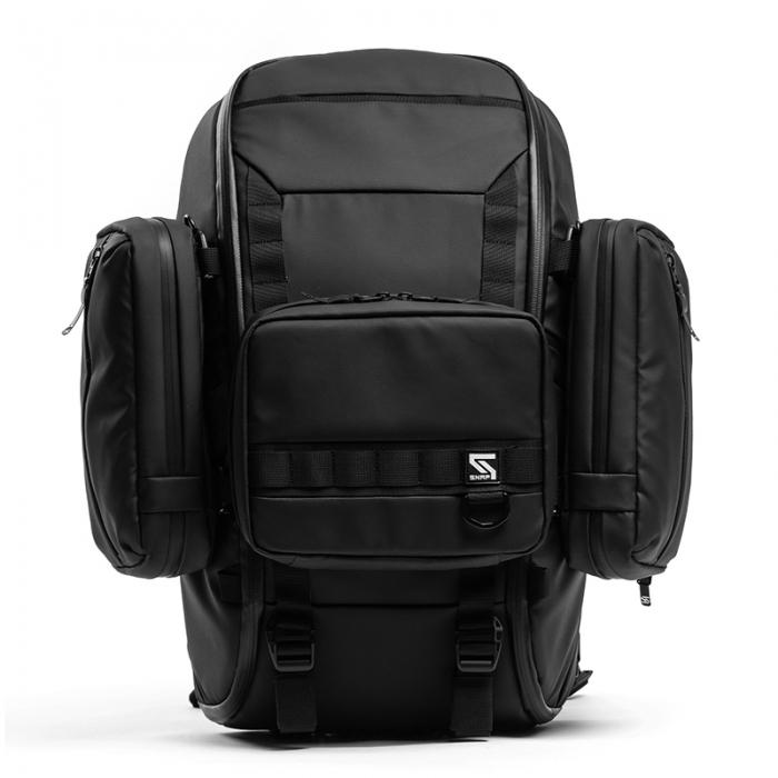 Modular backpack R2 + 2 Side Bag + Front Organizer M3
