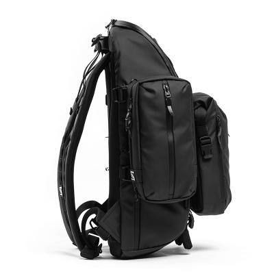 Modular backpack R2 +2 Side Bag + Front Roll