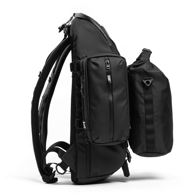 Modular backpack R2 +2 Side Bag + Dry Bag